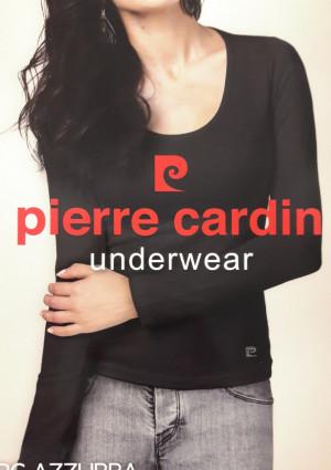 Dámské tričko Pierre Cardin AZZURRA  L Bílá