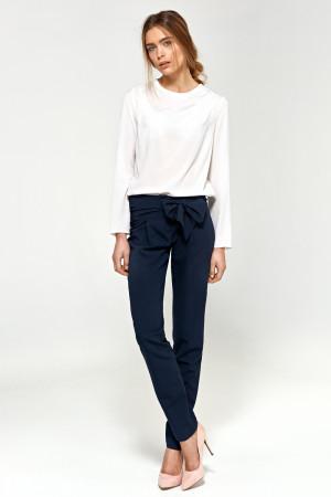 Dámské kalhoty SD30R36G -  Nife tmavě modrá