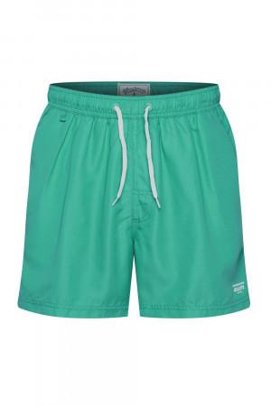 Pánské plavky 37826 green zelená