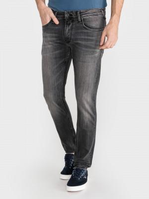 Finsbury Jeans Pepe Jeans Šedá