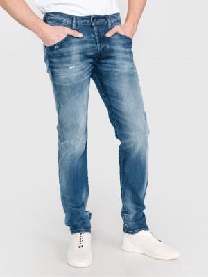 D-Bazer Jeans Diesel Modrá
