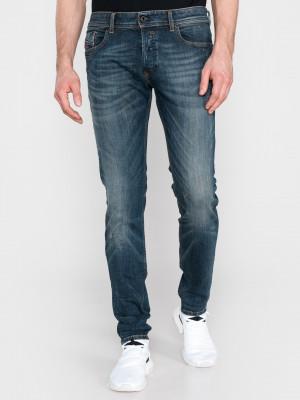 Sleenker Jeans Diesel Modrá