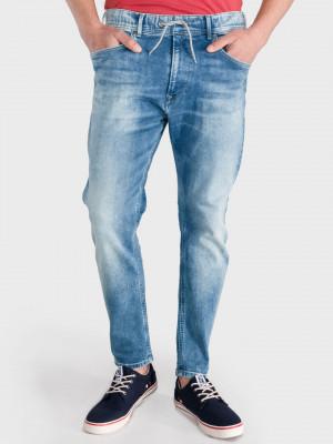 Johnson Jeans Pepe Jeans Modrá