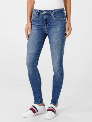 Como Jeans Tommy Hilfiger Modrá