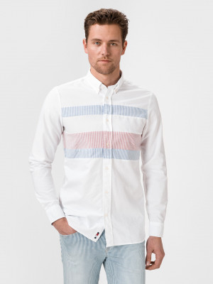 Ithaca Košile Tommy Hilfiger Bílá