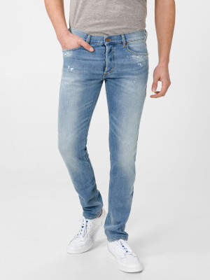 Tepphar-X Jeans Diesel Modrá