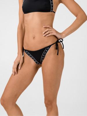 Spodní díl plavek Calvin Klein Černá