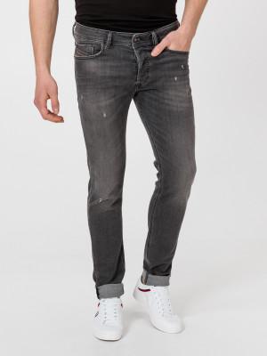 Sleenker-X Jeans Diesel Šedá