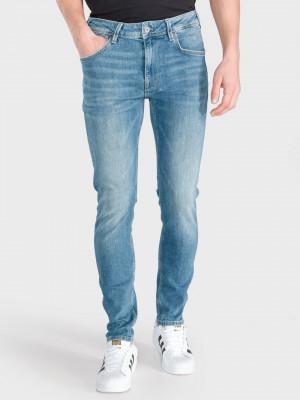 Nickel Jeans Pepe Jeans Modrá