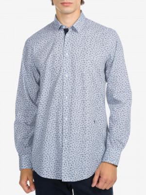 Košile Trussardi Jeans Bílá