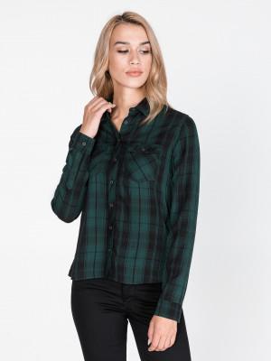 Alejandra Košile Pepe Jeans Zelená
