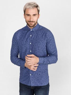 Liam Košile Pepe Jeans Modrá