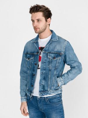 Pinner Bunda Pepe Jeans Modrá