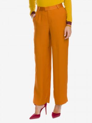Kalhoty Scotch & Soda Oranžová