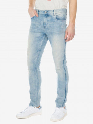Skim Plus Jeans Scotch & Soda Modrá