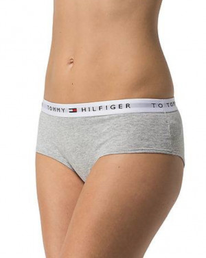 Tommy Hilfiger Shorty Iconic Grey