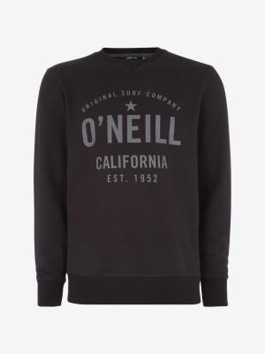 Mikina O'Neill Lm Hensley Crew Sweatshirt Černá