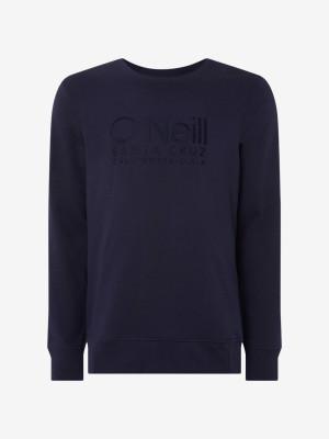 Mikina O'Neill Lm Logo Crew Sweat Modrá