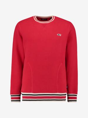 Mikina O'Neill Lm Essentials Crew Sweatshirt Červená