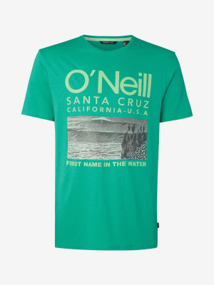 Tričko O'Neill Lm Surf T-Shirt Zelená