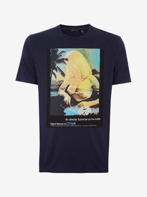 Tričko O'Neill Lm Always Summer T-Shirt Modrá