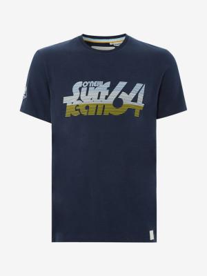 Tričko O'Neill Lm Surf Team T-Shirt Modrá