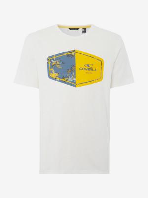 Tričko O'Neill Lm Marco T-Shirt Bílá