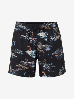 Boardshortky O'Neill Pm Tropical Shorts Barevná