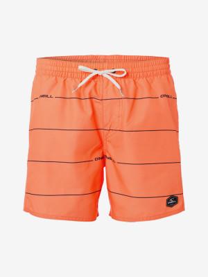 Boardshortky O'Neill Pm Contourz Shorts Oranžová