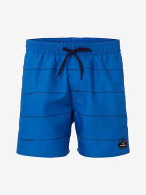 Boardshortky O'Neill Pm Contourz Shorts Modrá