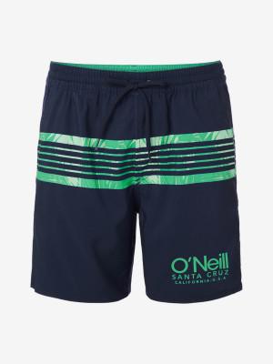 Boardshortky O'Neill Pm Cali Stripe Shorts Modrá