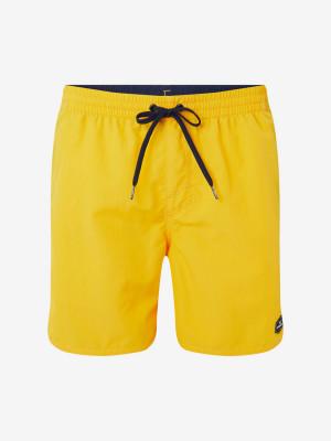 Boardshortky O'Neill Pm Vert Shorts Žlutá