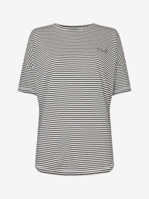 Tričko O'Neill Lw Essentials O/S T-Shirt Šedá