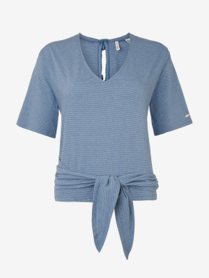 Tričko O'Neill Lw Sandie T-Shirt Modrá