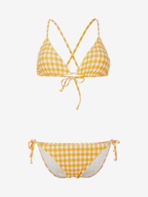 Plavky O'Neill Pw Capri Bondey Bikini Žlutá