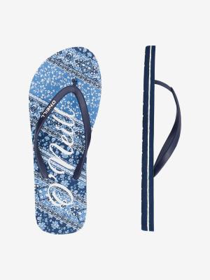Žabky O'Neill Fw Profile Graphic Sandals Modrá