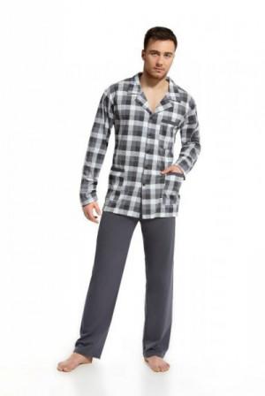 Cornette 114 Pánské pyžamo XXL mix barva-mix vzor