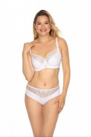Gaia Aleksandra 930B bílé Kalhotky L bílá