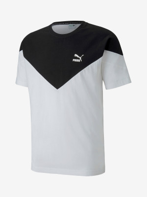 Tričko Puma Iconic Mcs Tee Bílá