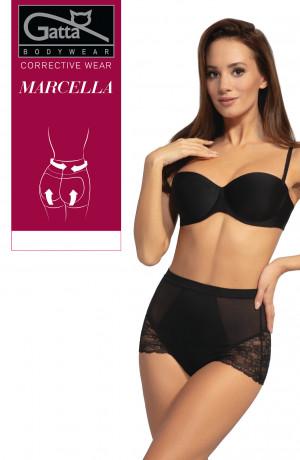 Dámské kalhotky Gatta Corrective Wear 41613S Marcella černá