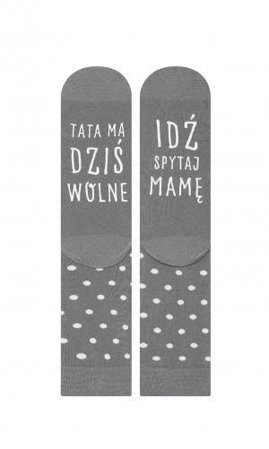 Pánské ponožky Soxo 3148 Příležitostné, ABS mořská modř 40-45