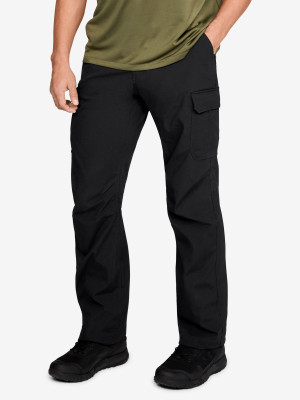 Kalhoty Under Armour Tac Patrol Pant Ii Černá