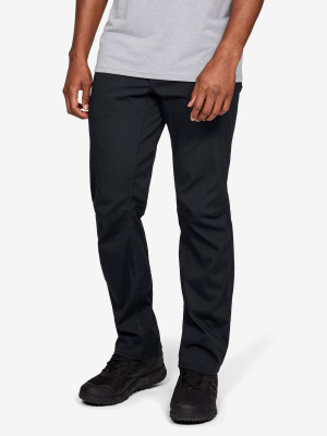 Kalhoty Under Armour Enduro Pant Černá