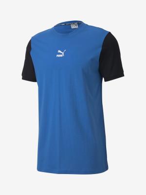 Tričko Puma Tfs Tee Modrá