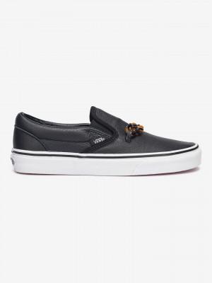 Boty Vans Ua Classic Slip-On (Tort) Black Černá