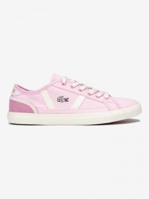 Boty Lacoste Sideline 120 Růžová