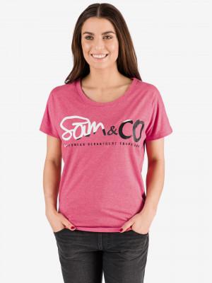 Tričko SAM 73 WT 801 Růžová