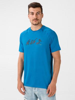 Tričko Loap Meneto Modrá