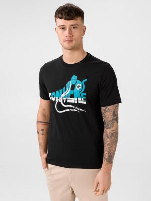 Tričko Converse Art Tee 3 Černá