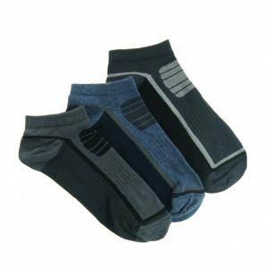 Pánské ponožky 3pcs CSM170-103 vícebarevná - Moraj vícebarevná 39-42
